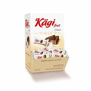Kägi-Fret mini, 6,7 g, Dispenser à 1kg