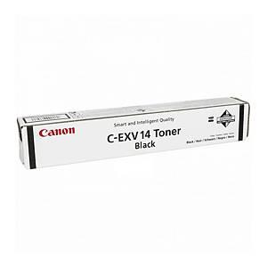Toner copiatrice Canon C-EXV14 0384B006AA nero