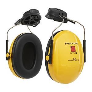 Casque anti-bruit pour casques 3M Peltor Optime™ I, SNR 26 dB, jaune