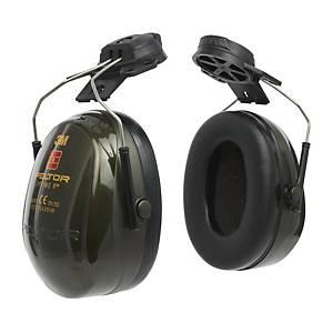 3M peltor optime II helmet attachement SNR 31dB