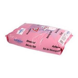 Road salt - bag of 25kg