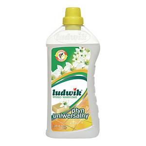 Płyn uniwersalny LUDWIK z mydłem marsylskim, 1 l