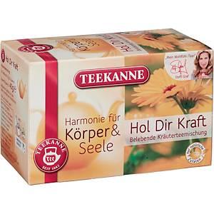Tee Teekanne 4932, Hol-Dir-Kraft, 20 Beutel á 2g