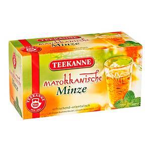 Tee Teekanne 6423, Marokkanische Minze, 20 Beutel á 1,80g