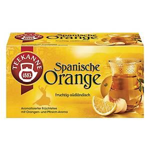 Tee Teekanne 6774, Spanische Orange, 20 Beutel á 2,50g
