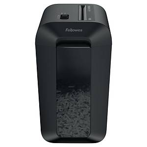 Fellowes Powershred 60cs autofeed shredder cross-cut -10 pages - 1 to 3 users