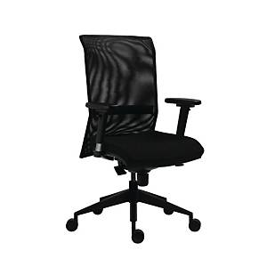 Antares 1580 Syn Gala irodai szék,háló, fekete