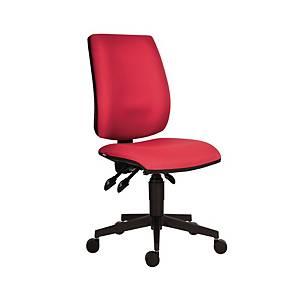 Kancelářská židle Antares 1380 Asyn Flute, červená