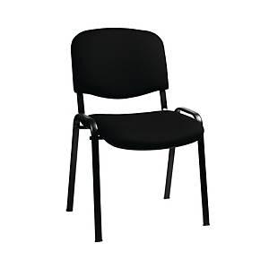Antares Taurus konferenčná stolička, čierna