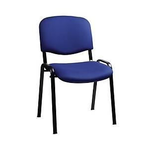 Konferenční židle Antares Taurus T, modrá