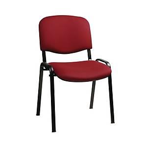 Konferenční židle Antares Taurus T, červená