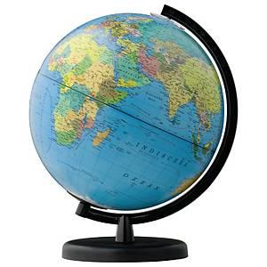Globe diamètre 26 cm avec illustrations en néerlandais