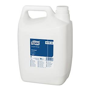 Tekuté mýdlo Tork jemné 409840, 5 000 ml