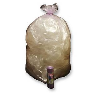 Sacchi spazzatura Rolsac 110 L viola - conf.10