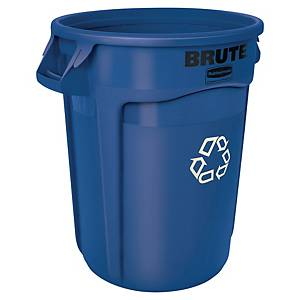 Brute Container Rubbermaid, 121 Liter, blau