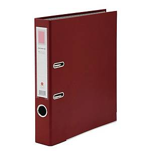 YOUNGOH YB8125 L/A BINDER A4 55MM RED