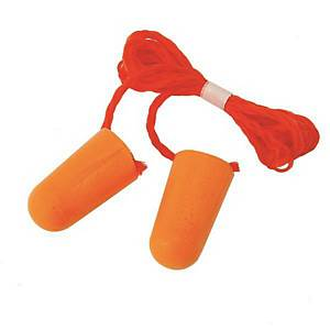 PAIR 3M 1110 DISPOSABLE EAR PLUGS