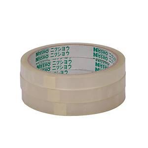 Nissho Opp Tape 18mm X 32m