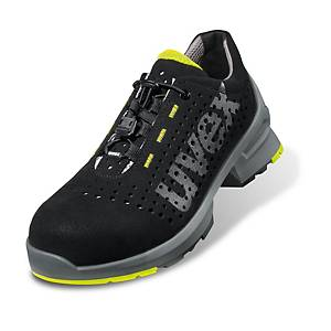 uvex 8543.8 munkavédelmi cipő, S1 SRC ESD, méret 41, fekete
