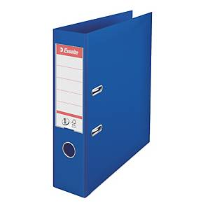 Esselte No. 1 Power Standardordner, Rückenbreite 7,5 cm, blau