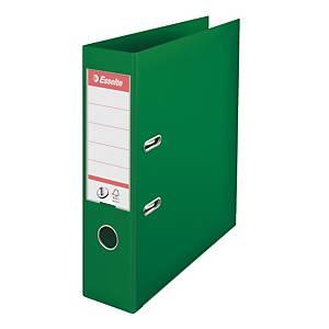 Esselte No. 1 Power Standardordner, Rückenbreite 7,5 cm, grün