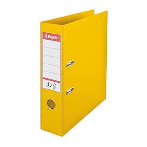 Esselte No. 1 Power Standardordner, Rückenbreite 7,5 cm, gelb