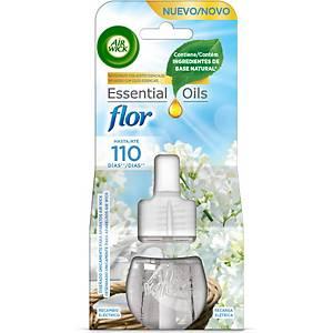 Recambio para ambientador eléctrico Air Wick - 19 ml - aroma Flor