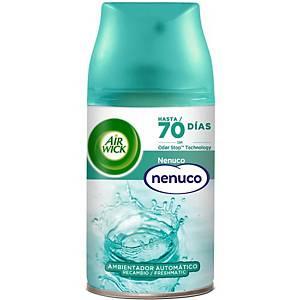 Recarga ambientador Air Wick Freshmatic - 250 ml - aroma Nenuco