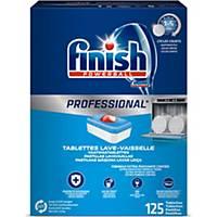 Pack de 125 pastillas para lavavajillas Calgonit Finish Powerball