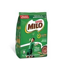 Milo Activ-Go Chocolate Malt Drink Nestle Soft - Pack of 2kg