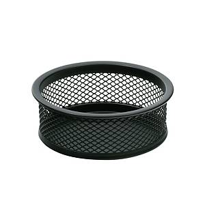 SAKOTA MESH PAPER CLIP HOLDER 90X90X30