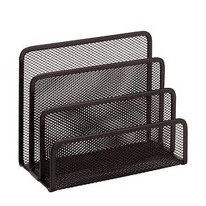 SAKOTA MESH MINI LETTER SORTER BLACK