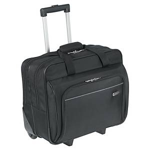 Sac ordinateur Targus Executive - 15,6  - 2 roulettes - noir