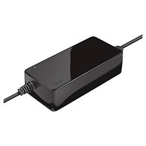 Chargeur universel 90 W pour ordinateur portable Trust, 15-20 V, noir