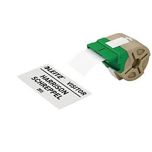 Leitz 70050001 Icon étiquettes non adhésives 57mm carton blanc - rouleau de 22m