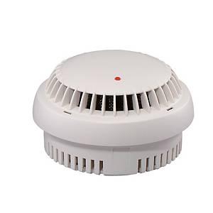 Rauchwarnmelder Gloria RWM-10, nach DIN 14676, Maße: 100 x 59mm, weiß