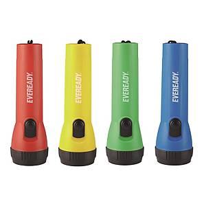 永備 LED 2D 電筒 (混色)
