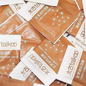 Taikoo Golden Coffee Sugar Crystal Sachets 5g - Pack of 454
