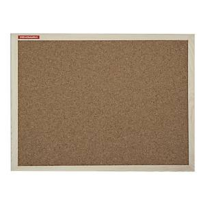 MEMOBOARDS WOOD CORK BOARD 60 X 45 CM