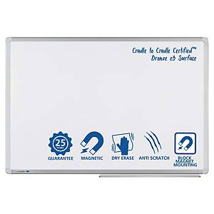 Legamaster Universal Plus mágneses tábla, zománcozott, 100 x 200 cm, fehér