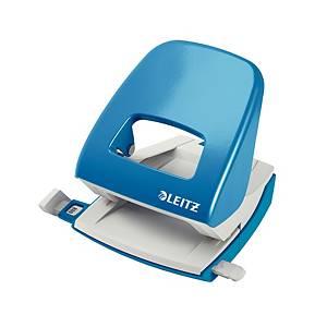 LEITZ 5008 2-HOLE PAPER PUNCH BRIGHT BLU