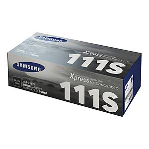 Samsung MLT-D111S Black Toner Cartridge (SU810A)