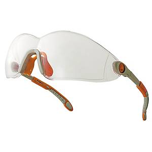Gafas de seguridad con lente transparente Deltaplus Vulcano2 Clear
