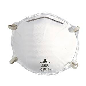 Delta Plus N95 Mask - Box of 20