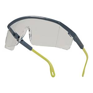 Okulary DELTA PLUS KILIMANDJARO CLEAR, soczewka bezbarwna, filtr UV 2C-1,2