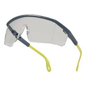 Ochranné okuliare DELTAPLUS KILIMANDJARO CLEAR, číre
