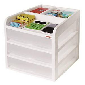 KAPAMAX K12071 MORE DRAWER UNIT BK