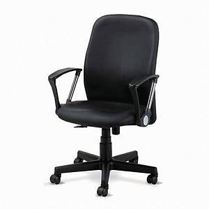 SIDIZ 0U-120 STANDARD CHAIR BLACK