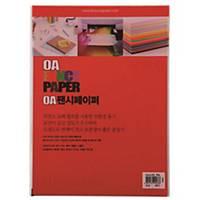 PK25 DOOSUNG P12 PAPER A4 80G RED