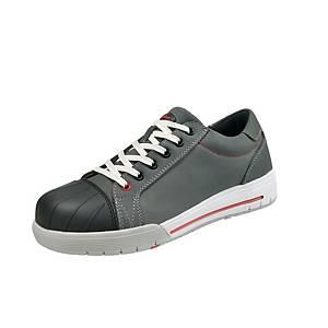 Bata Bickz 728 ESD  S3 sneakers laag grijs - maat 43 - per paar